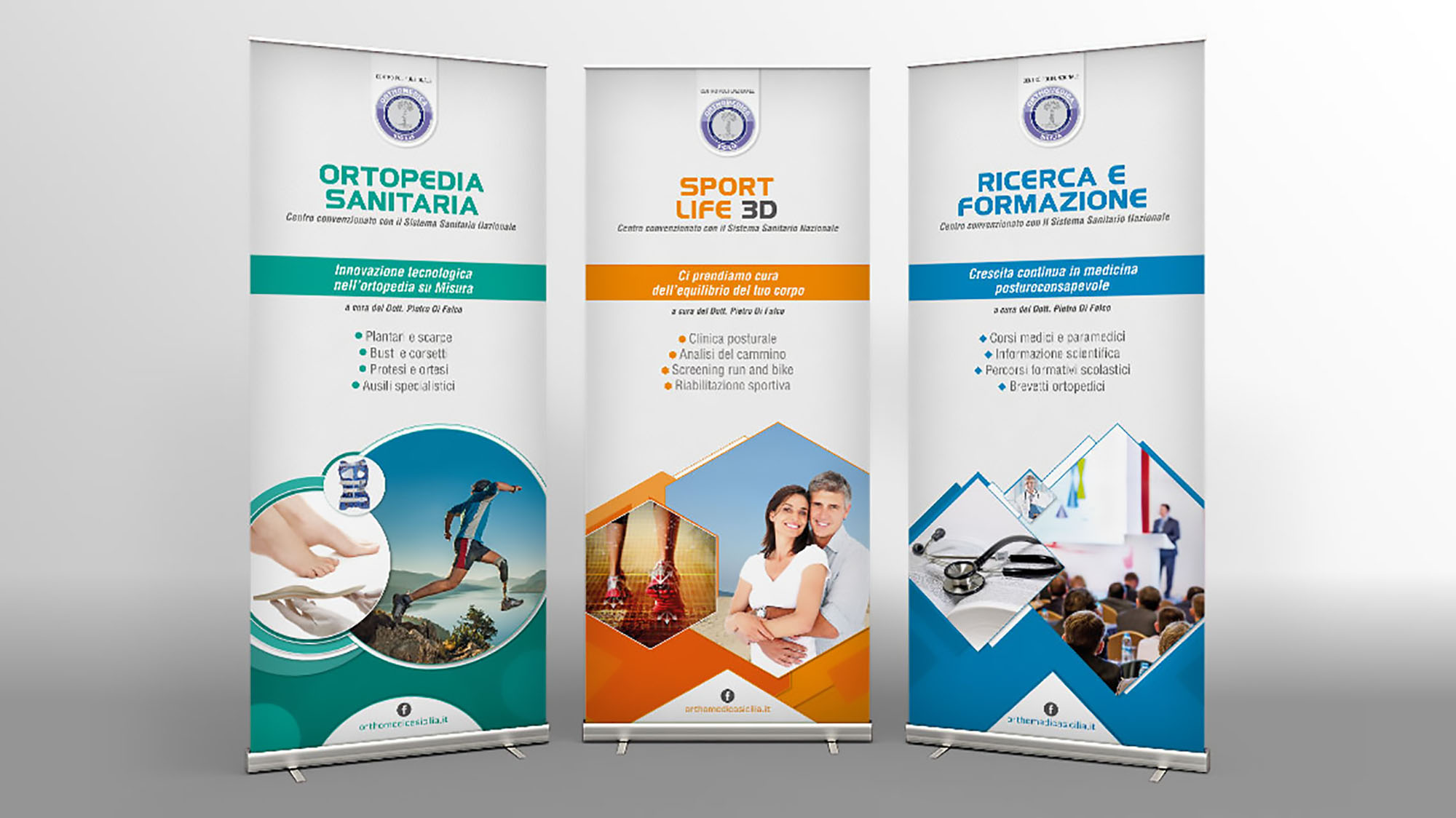 Roll-up Orthopedica Sicilia